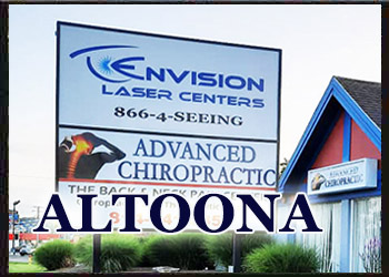 Envision Laser Centers 1424 11th Ave Altoona PA.